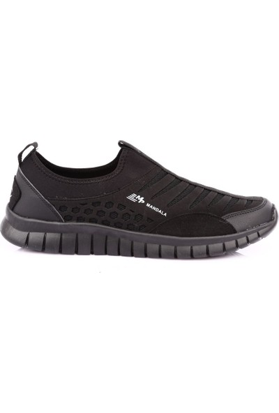 M.P 191-7350Mr Erkek 191-7350 Mr Spor Casual Spor Ayakkabı Siyah