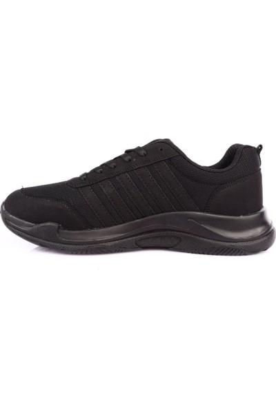 M.P 191-7437Mr Erkek 191-7437 Mr Spor Casual Spor Ayakkabı Siyah