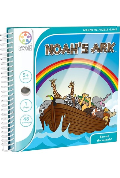 Smart Games Noah-S Ark Akıl Oyunu