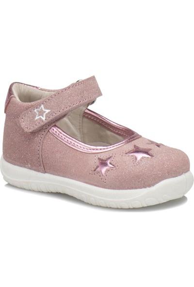 Melania Mk7165B7E.Z Pembe Kız Çocuk Deri Sneaker