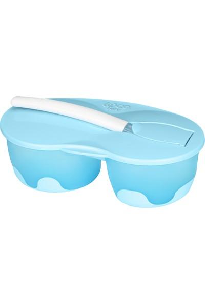Wee Baby Alıştırma Bardağı Seti - Mavi