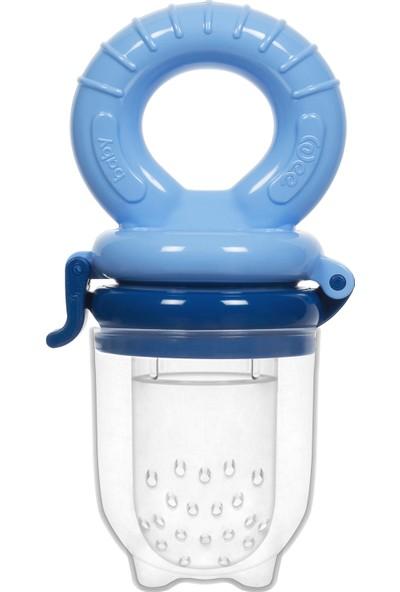 Wee Baby Ek Gıdaya Geçiş Seti - Mavi