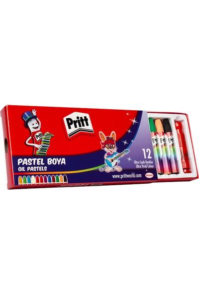 Pritt 12 Renk Pastel Karton Kutu 1048061