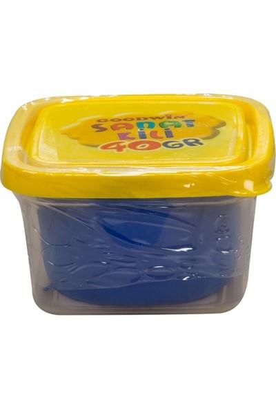Goodwin Sanat Kili Mavi 40 Gr.Gw-03