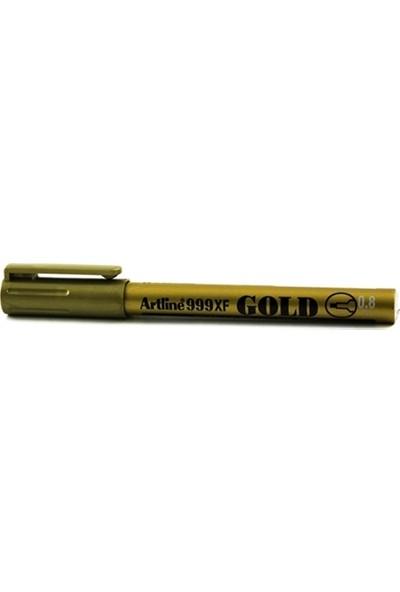 Artlıne 999Xf Altın Callıgraphy Kalemi 0.8 Mm