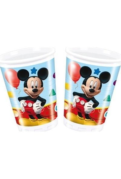 Parti Feneri Mickey Playful Bardak 8'li