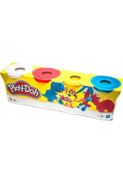 Hasbro Play-Doh 448 Gr 4 Renk Oyun Hamuru B5517