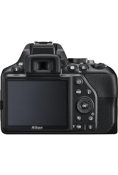 Nikon D3500 AF-P 18-55mm 70-300mm Set DSLR Fotoğraf Makinesi
