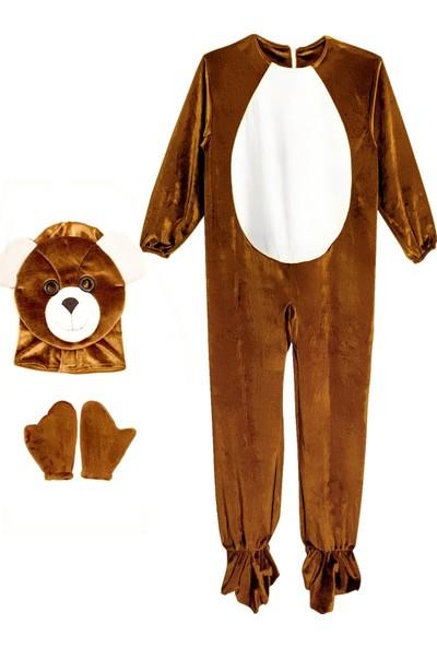 Oulabimir Ayı Kostümü Çocuk Kıyafeti