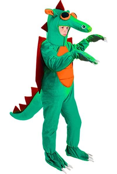 Oulabimir Dinazor Kostümü Çocuk Kıyafeti