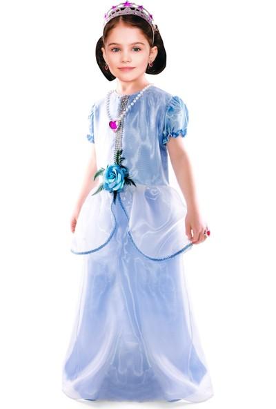 Oulabimir Prenses Kostümü Çocuk Kıyafeti