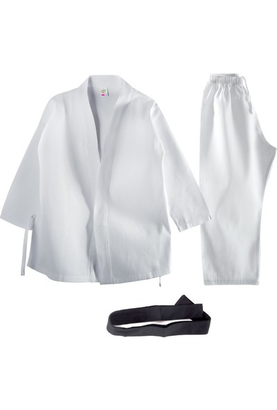 Oulabimir Karate Kostümü Çocuk Kıyafeti