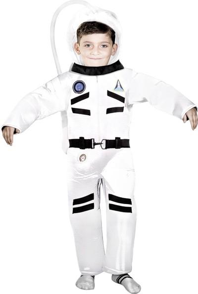 Oulabimir Astronot Kostümü Çocuk Kıyafeti