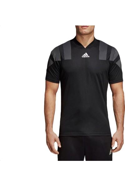 Adidas Siyah Erkek Futbol Forması Cg1795