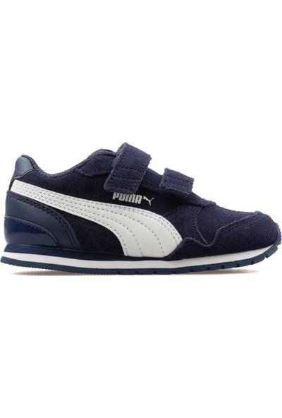 Puma Lacivert Çocuk Günlük Ayakkabı 36600101