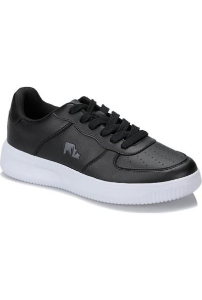 Lumberjack Finster Siyah Beyaz Erkek Sneaker Ayakkabı
