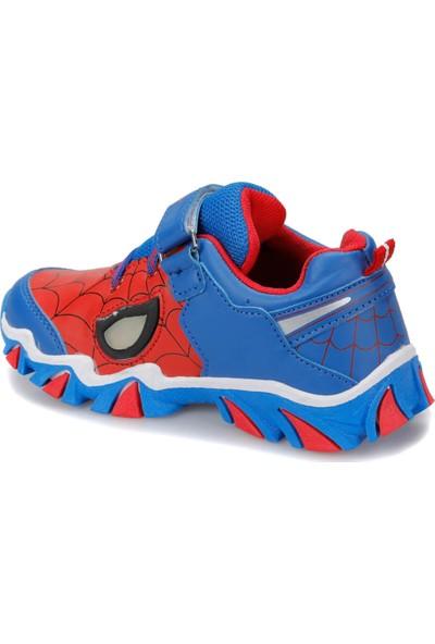 Spiderman 91.Masko-3.P Mavi Erkek Çocuk Ayakkabı