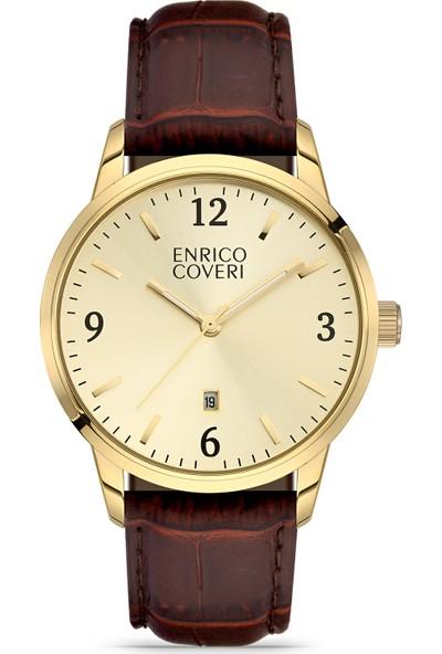 Enrico Coveri EC0111G-2 Erkek Kol Saati