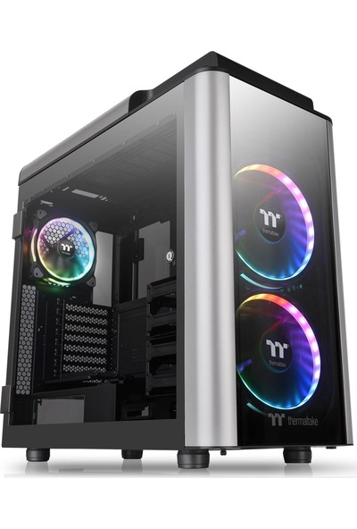 Thermaltake Level 20 GT RGB Plus Edition 2x200mm Riing Plus+1x140mm Riing Plus Fanlı Full Tower Kasa (CA-1K9-00F1WN-01)