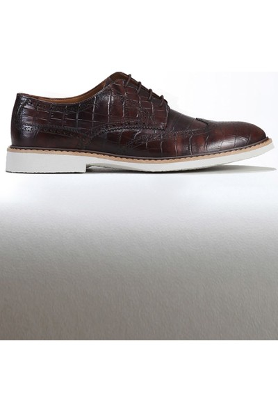 KİP Mat Deri Ayakkabı