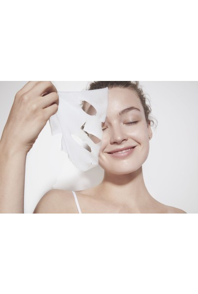 Garnier Taze Karışım Kağıt Yüz Maskesi Vitamin C