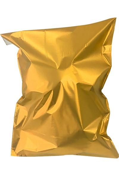 Kullan At Market Altın Metalize Hediye Paketi 25 x 35cm 25liAltın