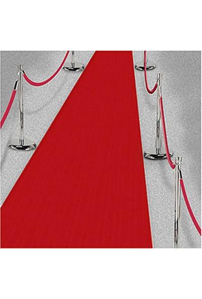 Kullan At Market Hollywood Yıldızı Kırmızı Halı 70cm x 10mKırmızı
