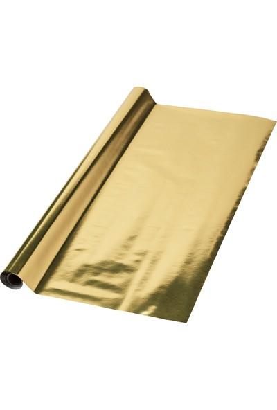 Kullan At Market Altin Paketleme ve Süs Kagidi 50 x 80cm 5li PaketAltın