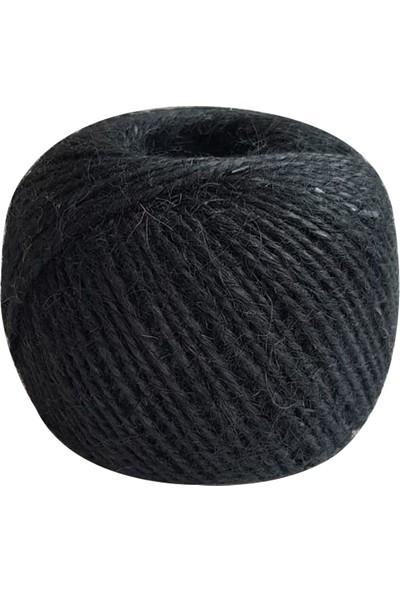 Kullan At Market Naturel Siyah Jüt İp 100grSiyah
