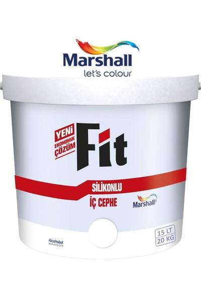 Marshall Fit Silikonlu İç Cephe Duvar Boyası 15Lt