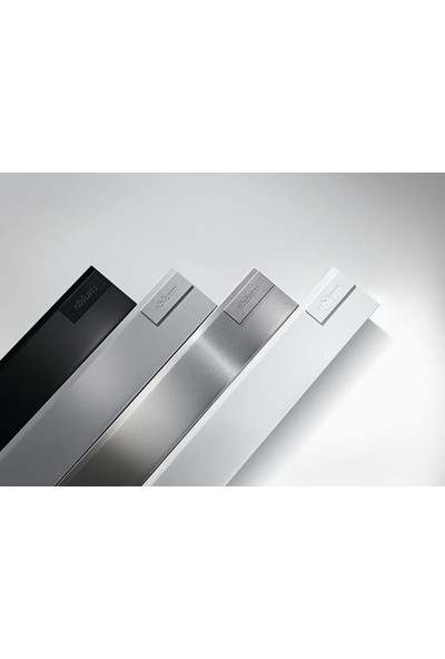 Blum Tandembox Antaro Çekmece Rayı Bordürsüz Gri 50 Cm