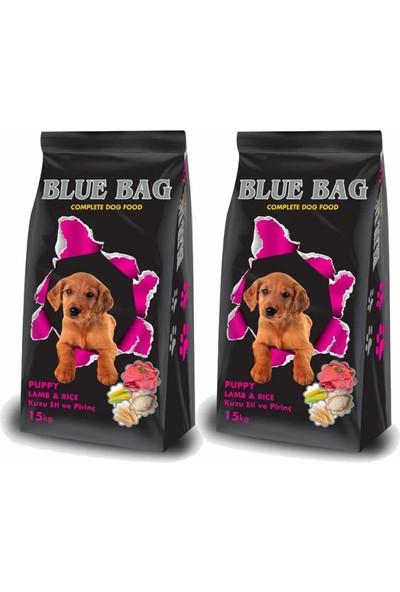 Blue Bag Puppy Kuzu Etli Yavru Köpek Maması 15 kg X 2' li