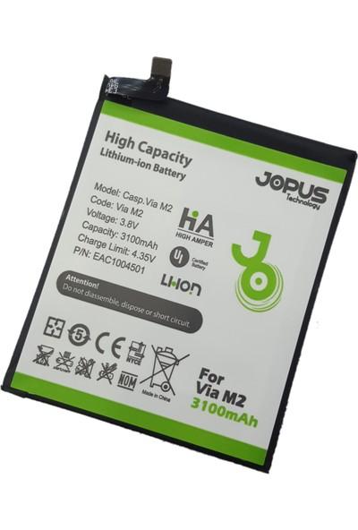 Jopus Casper M2 Batarya