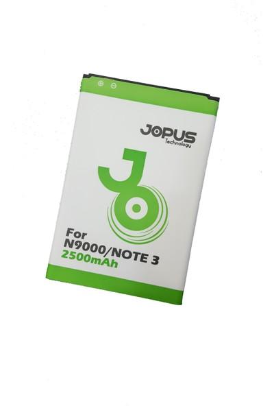 Jopus Samsung Galaxy Note 3 Batarya