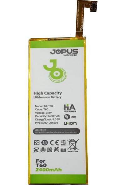 Jopus Turkcell T60 Batarya