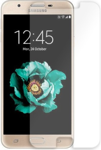 Jopus Samsung Galaxy J4 Plus Cam Ekran Koruyucu