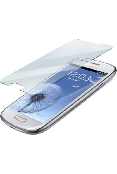 Jopus Samsung Galaxy S3 Mini Cam Ekran Koruyucu