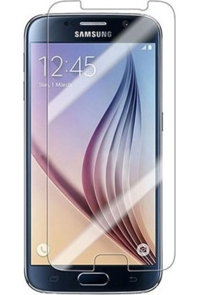 Jopus Samsung Galaxy S6 Cam Ekran Koruyucu