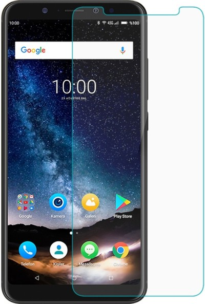 Jopus Samsung Galaxy A6 2018 Cam Ekran Koruyucu