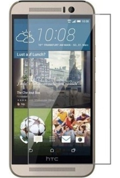 Jopus HTC M9 Cam Ekran Koruyucu