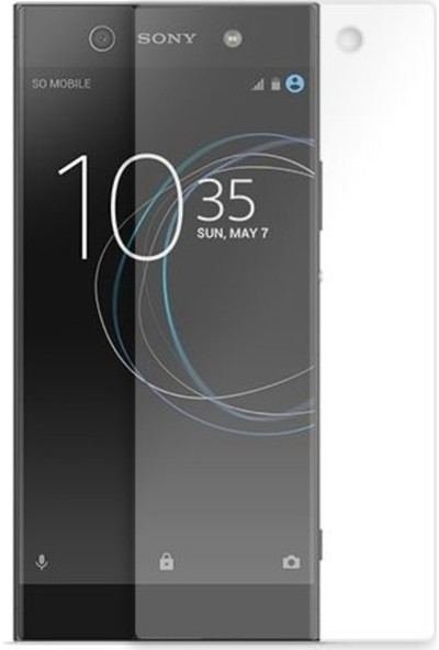 Jopus Sony Xperia XA1 Ultra Cam Ekran Koruyucu