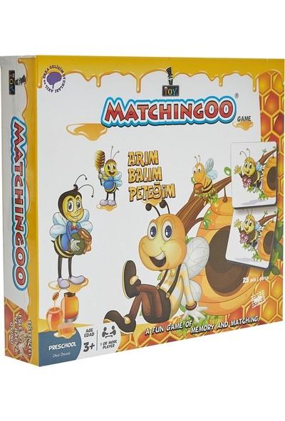 Mr. Toy Arılar Oyun Kartı Eşleştirme Oyunu