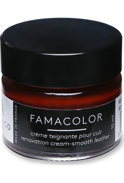Famaco Famacolor Kapatıcı Deri Boyası 15 ml Bordo