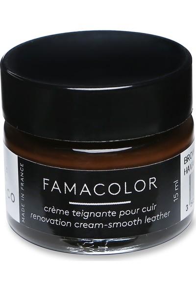 Famaco Famacolor Kapatıcı Deri Boyası 15 ml Havana Kahve