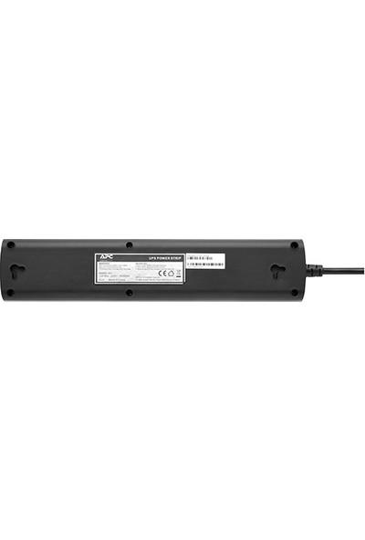 APC PZ42IZ-GR UPS Güç Şeridi, Kilitleme IEC C14 TO 4 Çıkış 230V