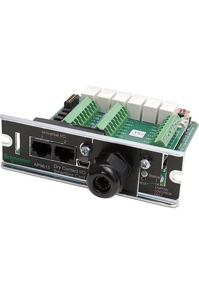 APC AP9613 Kuru Kontak G/Ç SmartSlot Kartı