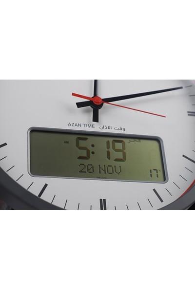 Alfajr Alarmlı Cr-23 Duvar Saati