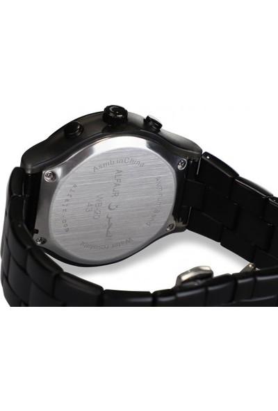 Alfajr Wb-20_Black Unisex Kol Saati