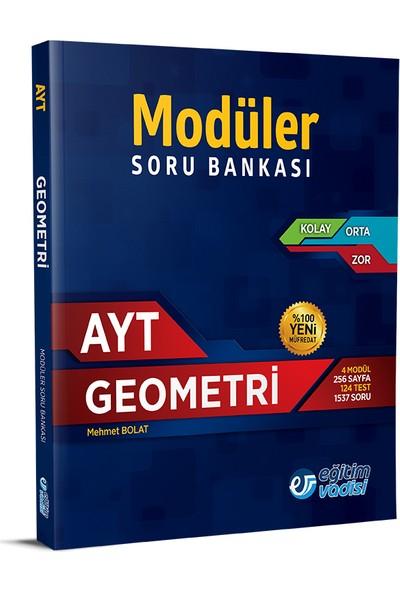 Eğitim Vadisi Yayınları AYT Geometri Soru Bankası