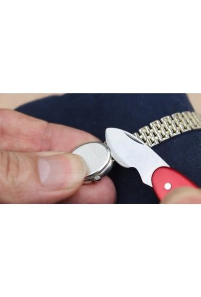 Chrono Kol Saati Arka Kapak Açma Bıçağı Saatçi Tamir Aparatı Çakısı